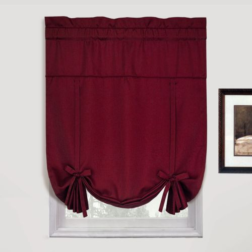 United Curtain Co. Metro Tie-Up Shade - 40'' x 63''