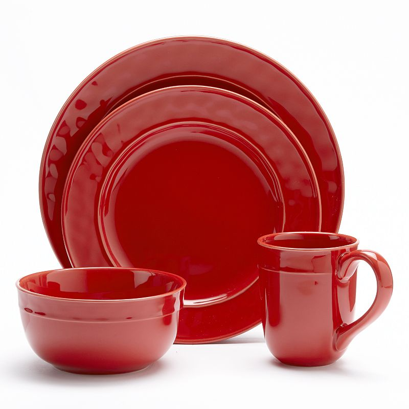 Food Network™ Fontina 4-pc. Place Setting