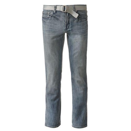 Urban Pipeline® Slim-Fit Straight-Leg Jeans - Men
