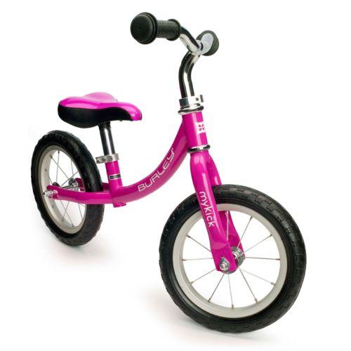 Burley MyKick Balance Bike - Pink