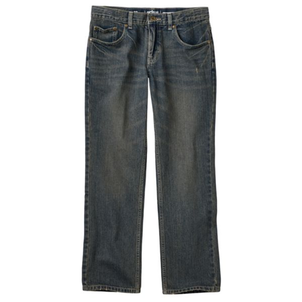 Boys 8-20 Urban Pipeline® Vintage Straight-Leg Jeans