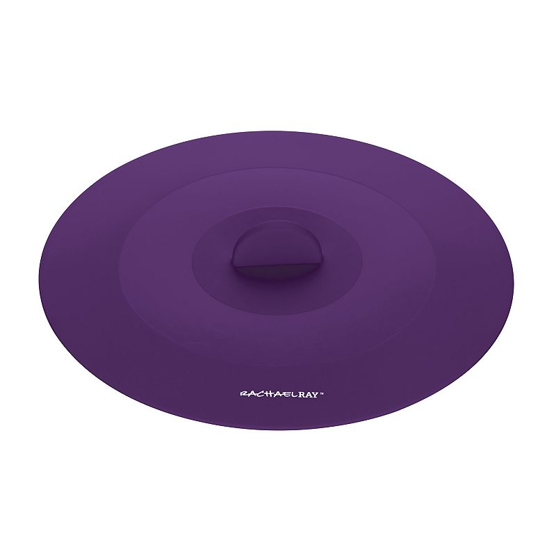 Rachael Ray Top This 11.25-in. Suction Lid
