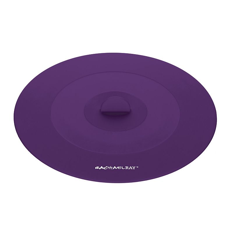 Rachael Ray Top This 9.25-in. Suction Lid