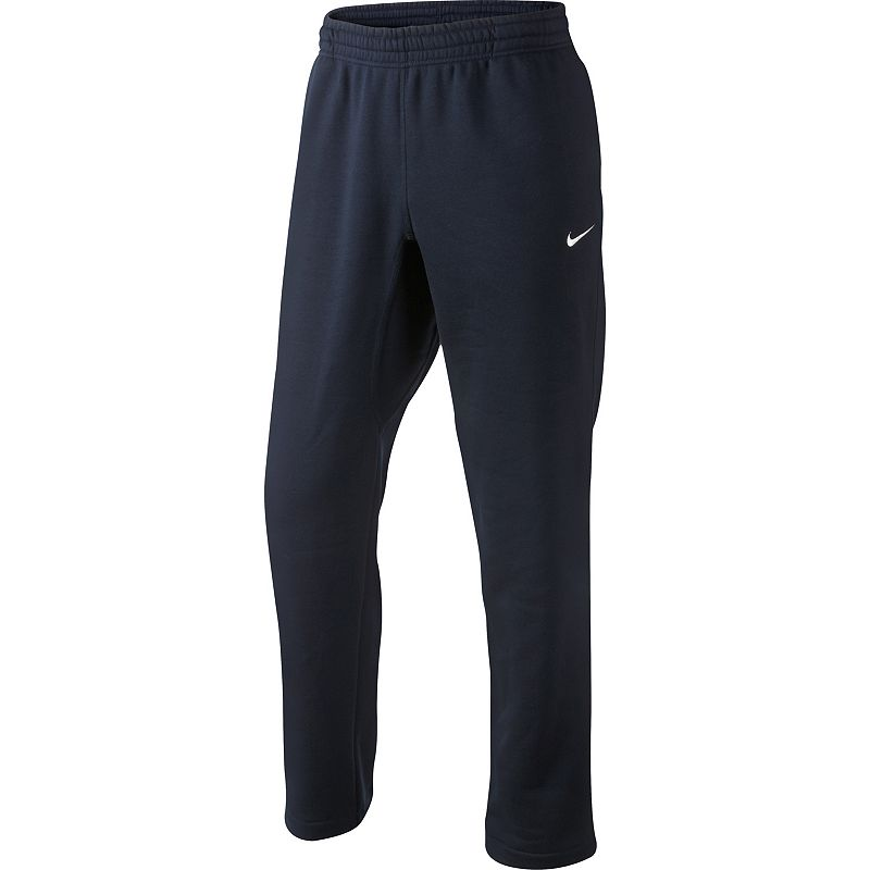 Men's Nike Club Swoosh Fleece Athletic Pants