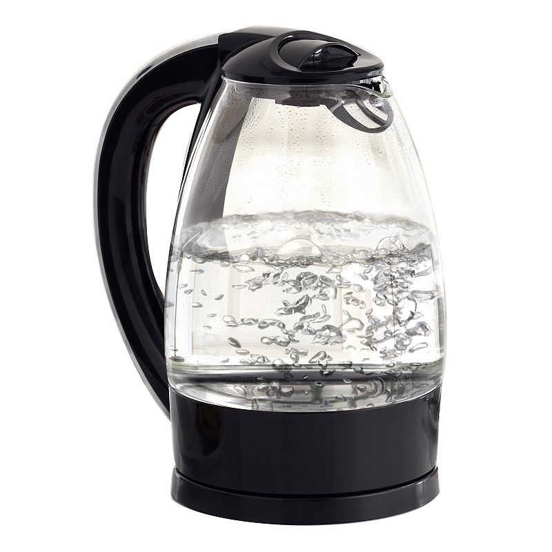 Bella 1.7L Glass Electric Kettle