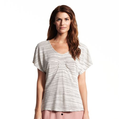 Derek Lam for DesigNation Striped Dolman Top - Women's