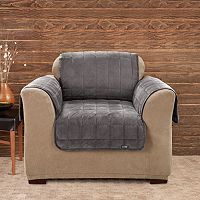 Sure Fit Deluxe Comfort Chair Slipcover