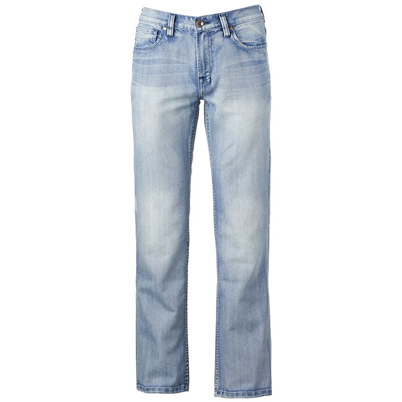 Men's Helix Relaxed-Fit Straight-Leg Jeans