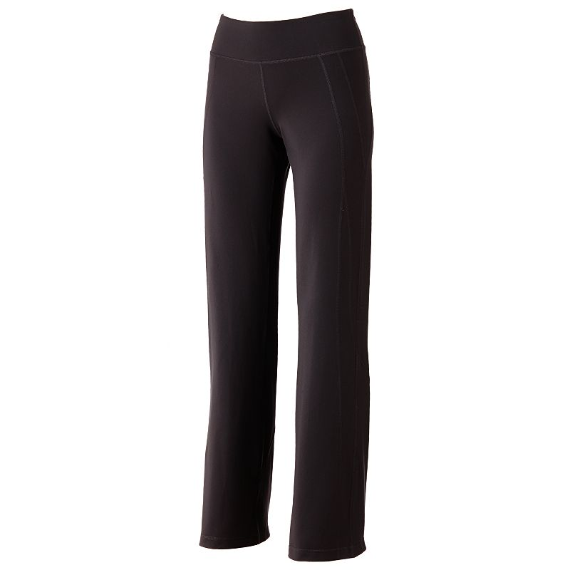 Women's Tek Gear® Core Essentials Shapewear Fit & Flare Yoga Pants