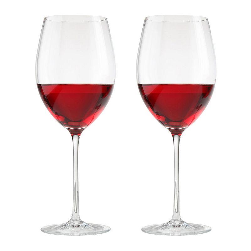 Oneida Aquarius 2-pc. Red Wine Glass Set