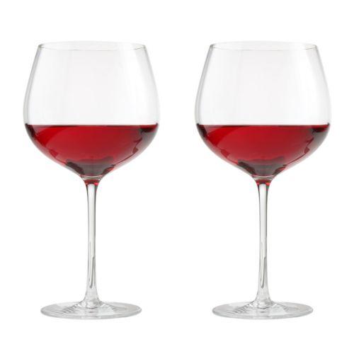 Oneida Aquarius 2-pc. Balloon Red Wine Glass Set