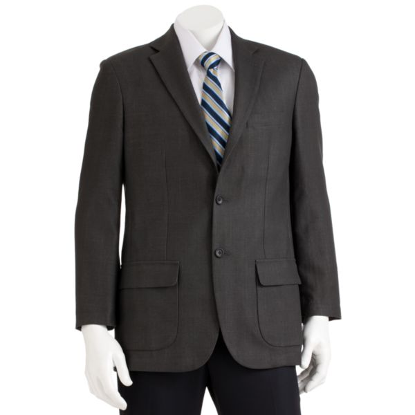 Men's Apt. 9® Slim-Fit Solid Textured Suit Jacket