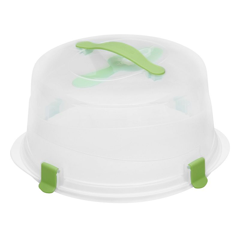 Food Network™ Cake Carrier with Serving Knife