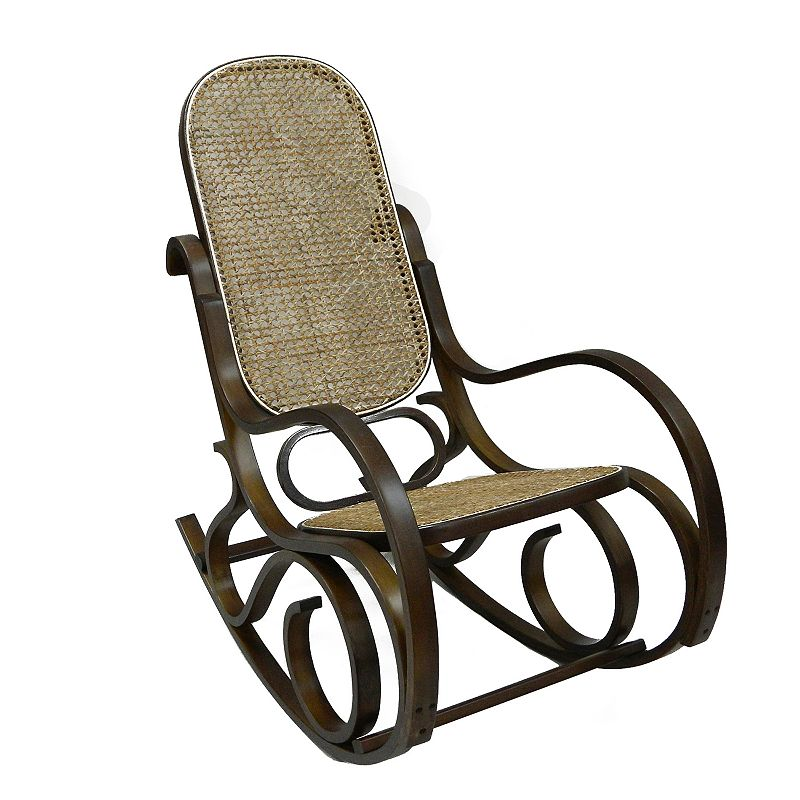 Carolina Cottage Victoria Bentwood Rocker