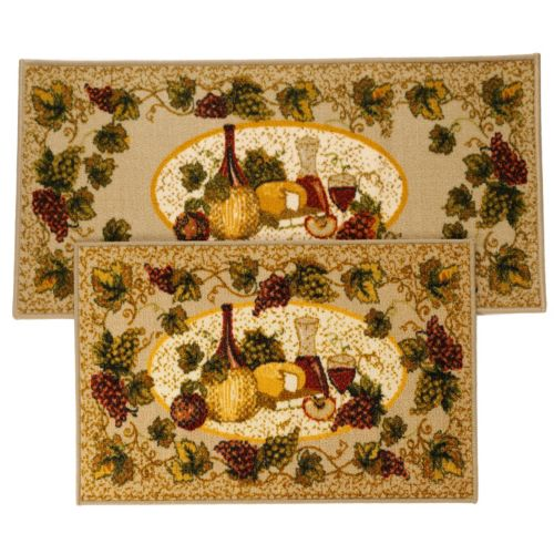 Chianti 2-pc. Kitchen Rug Set
