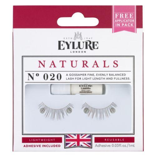 Eylure Naturalites 020 Natural Volume False Eyelashes