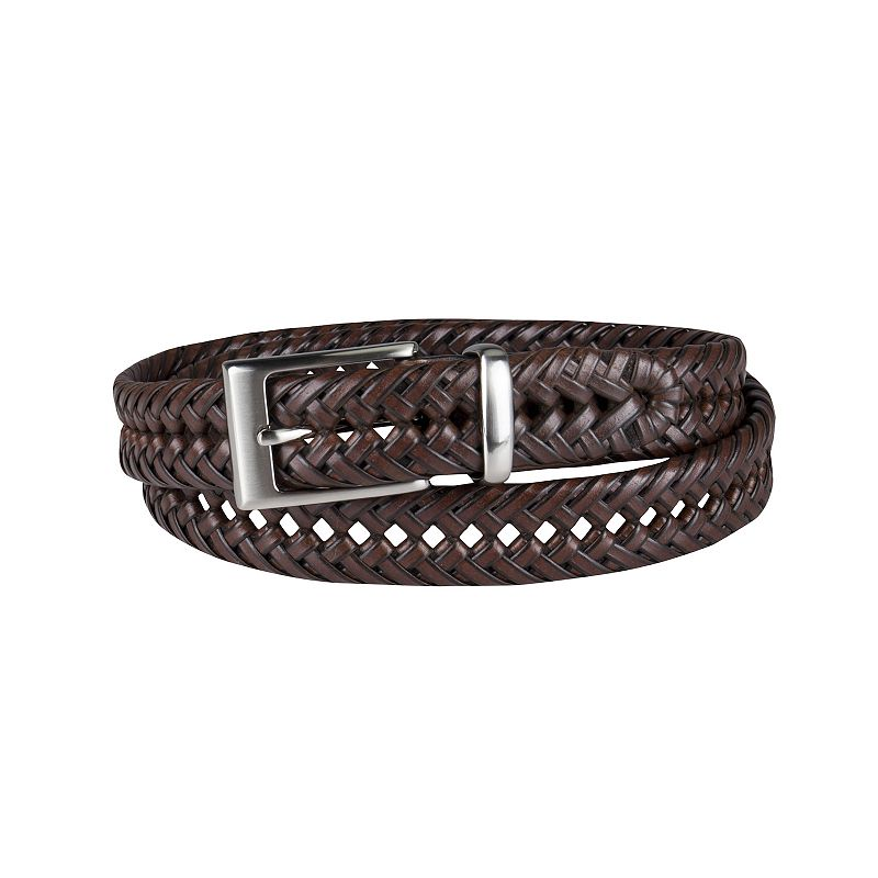 Dockers® Laced Braided Leather Belt