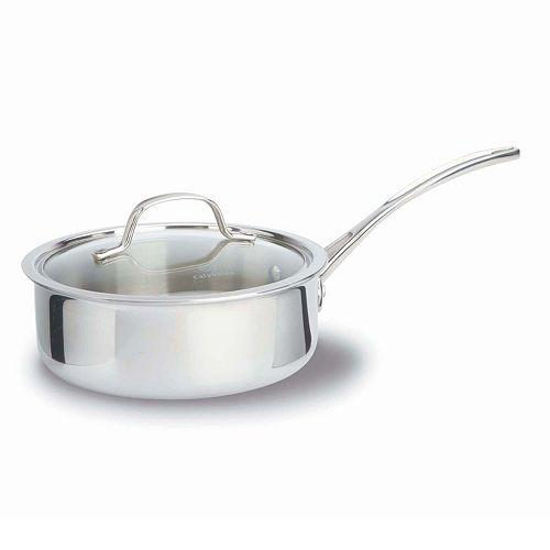 Calphalon Tri-Ply 2-1/2-Quart Sauce Pan with Cover
