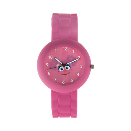 Sesame Street Abby Cadabby Pink Watch - Kids