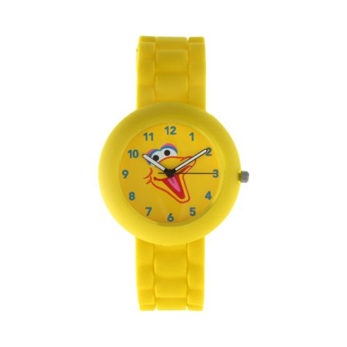 Sesame Street Big Bird Yellow Watch - Kids