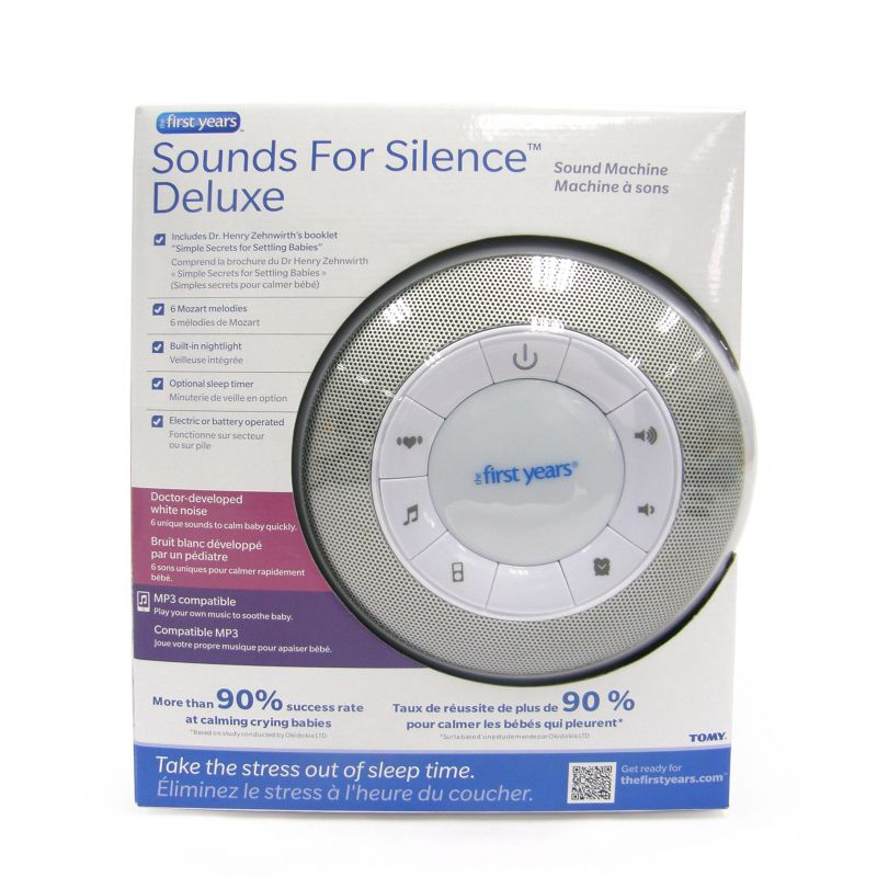 the years sounds for silence deluxe sound machine