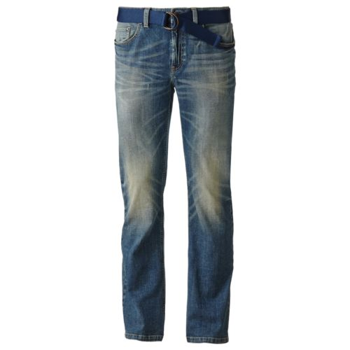 Urban Pipeline® Premium Slim-Fit Straight-Leg Jeans - Men