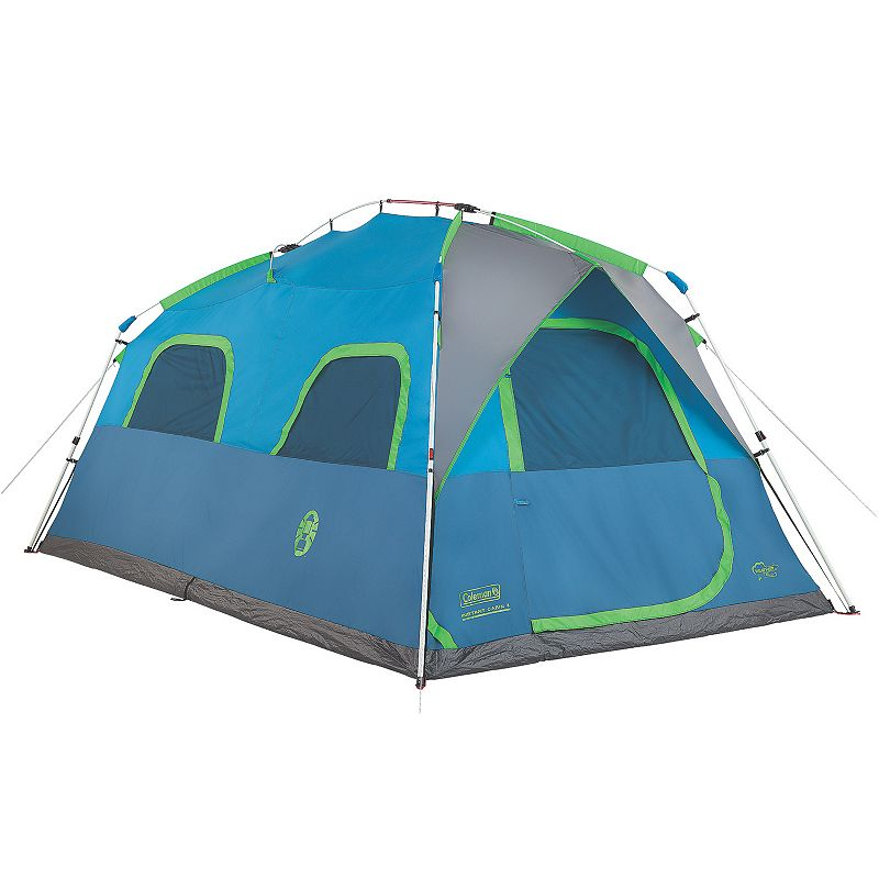 Coleman Instant 8-Person Camping Tent