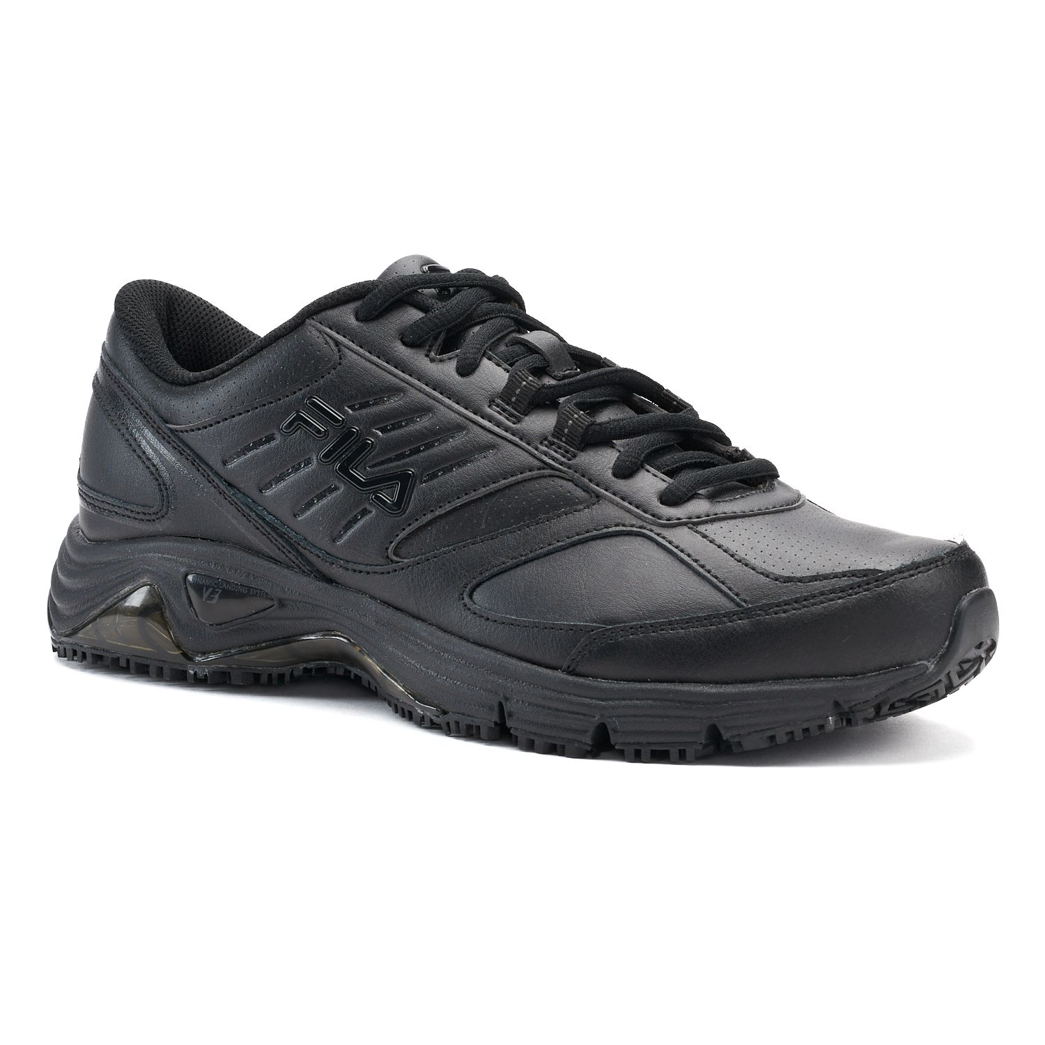 Women's composite toe safety shoes