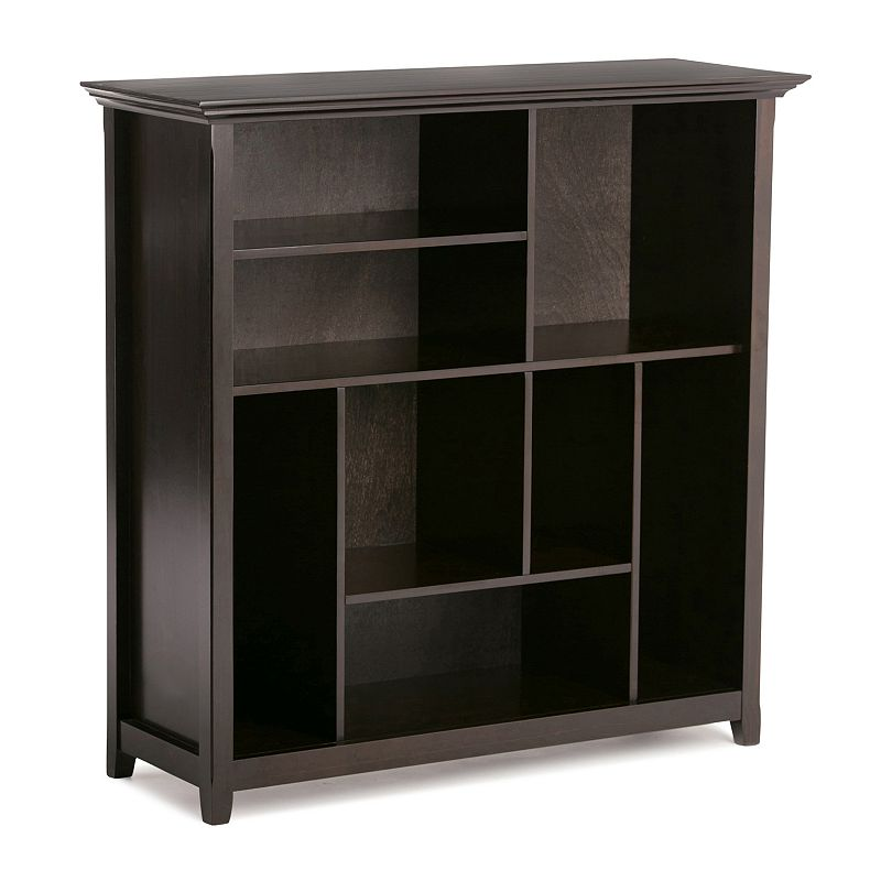 Simpli Home Amherst Crazy Cube Storage Shelf