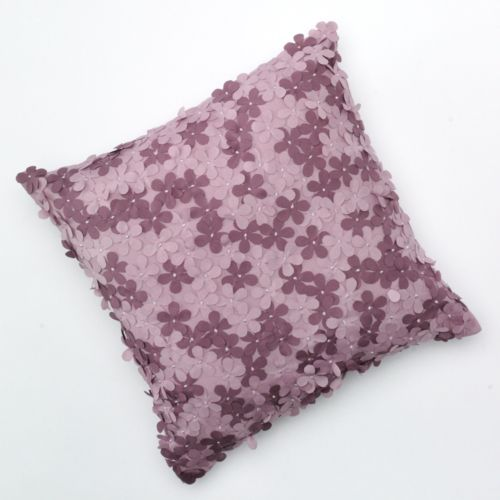 LC Lauren Conrad Bouquet Laser-Cut Decorative Pillow