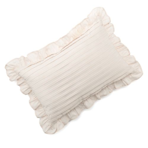 LC Lauren Conrad Pleated Decorative Pillow