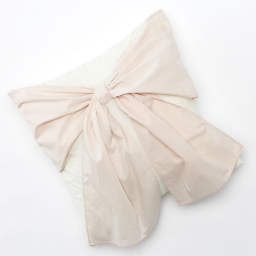 LC Lauren Conrad Bow Decorative Pillow