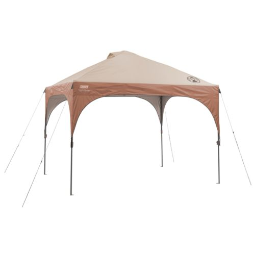 Coleman Instant Canopy and LED Lighting System