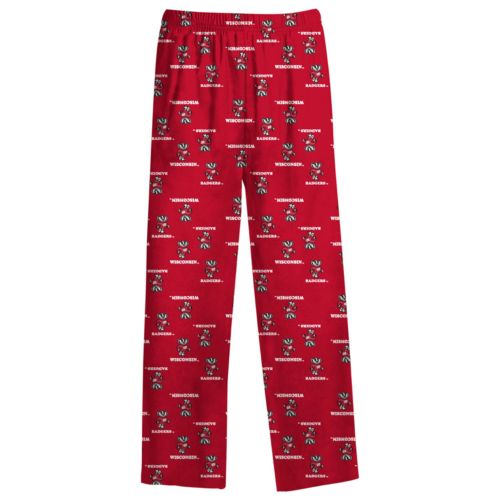 Boys 4-7 Wisconsin Badgers Lounge Pants