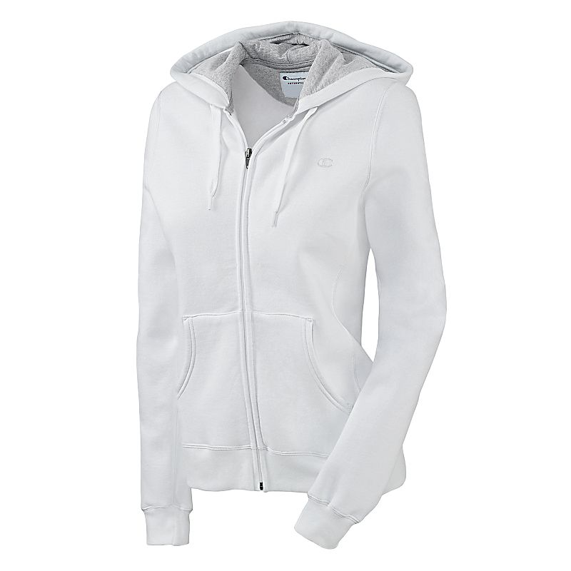 Women's Champion Fleece Hooded Jacket