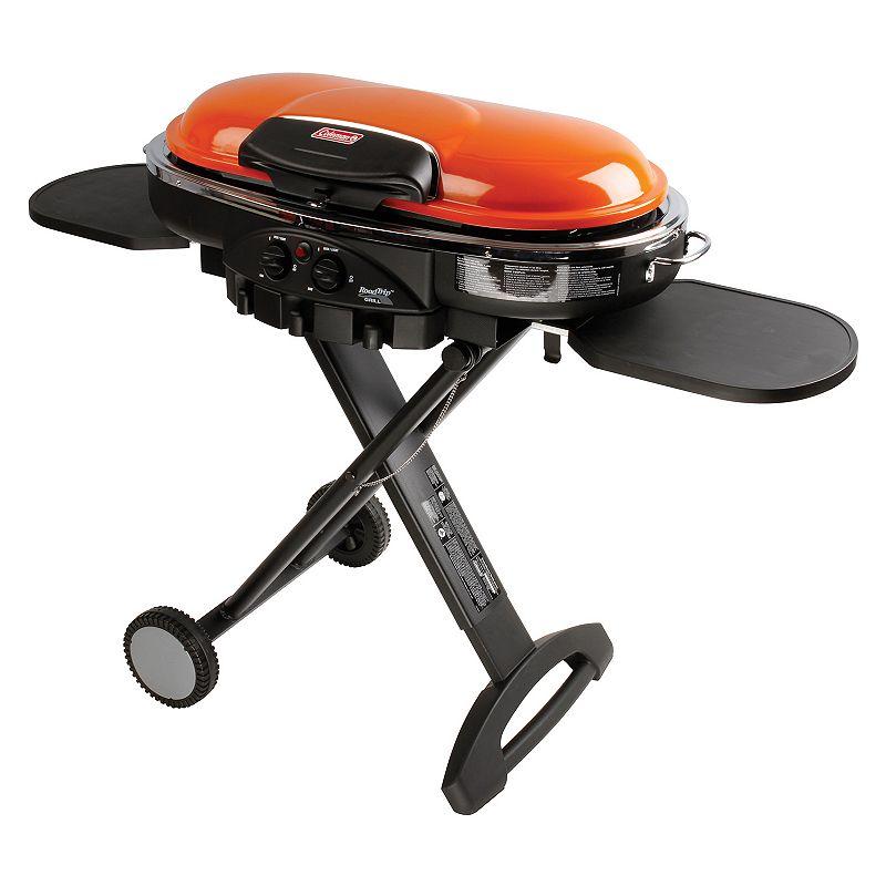 Coleman RoadTrip LXE Portable Gas Grill, Orange