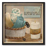 Art.com ''Unwind'' Framed Art Print by Hakimipour-Ritter