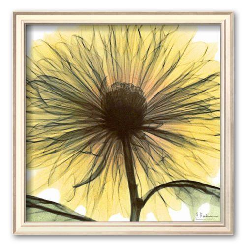 Art.com Dream in Yellow Framed Art Print by Albert Koetsier