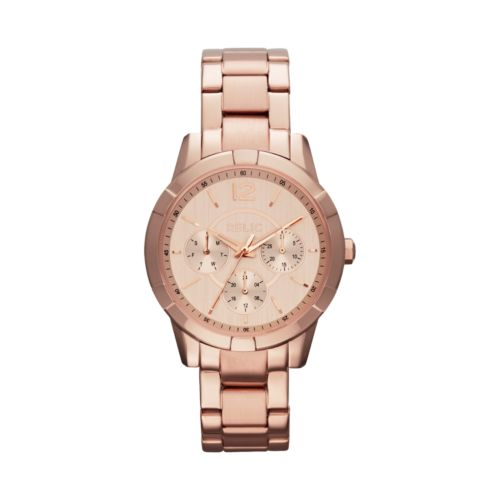 Relic Payton Rose Gold Tone Stainless Steel Watch - ZR15698 - Women