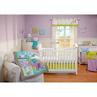 NoJo Dreamland 4-pc. Crib Set