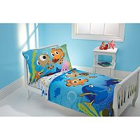 Disney / Pixar Finding Nemo 4-pc. Toddler Bedding Set by NoJo