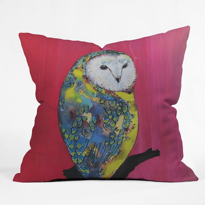 Colorful Print Decorative Pillow Kohl s