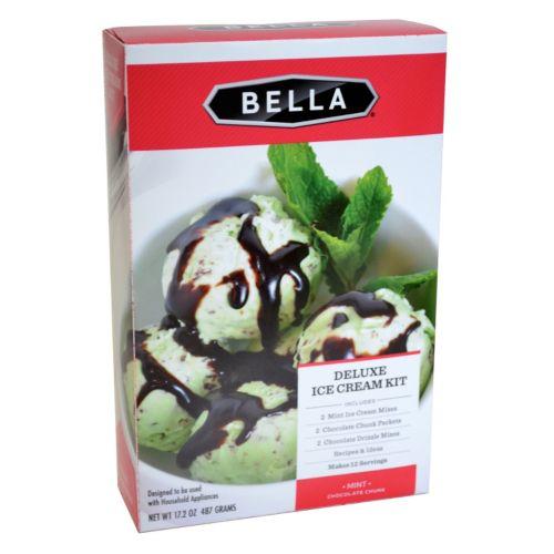 Bella Mint Chocolate Chip Ice Cream Mix