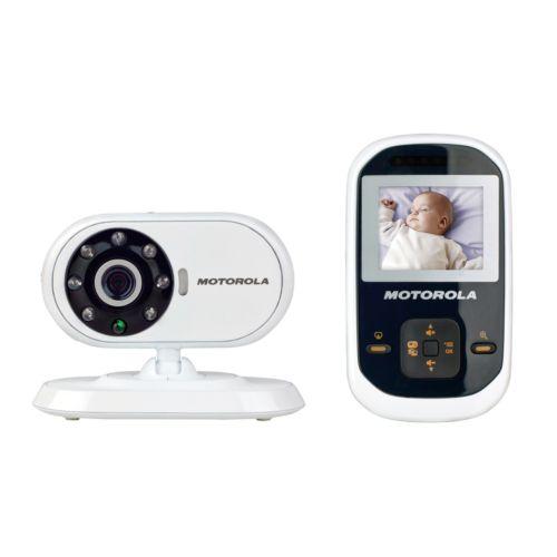 Motorola Color Video Baby Monitor