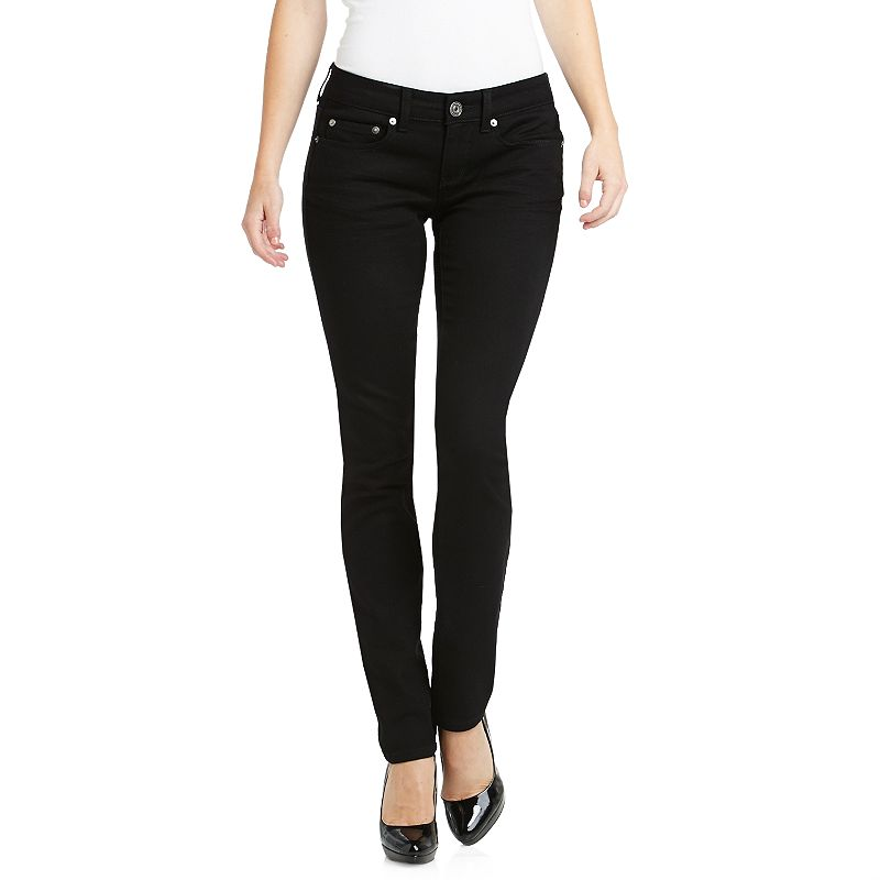 Juniors' SO® Black Skinny Jeans