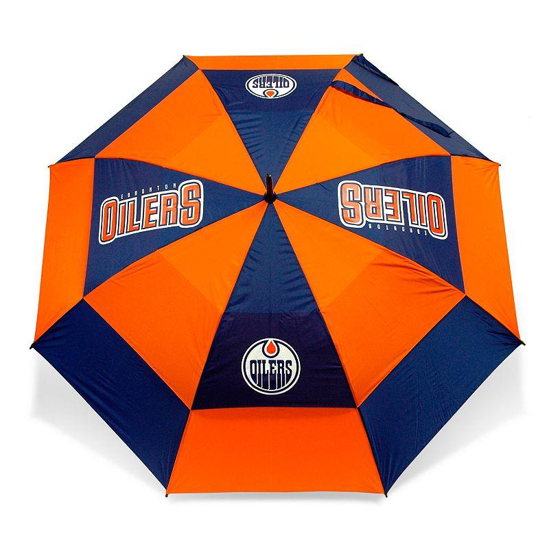 Team Golf Edmonton Oilers Umbrella, Multi/None