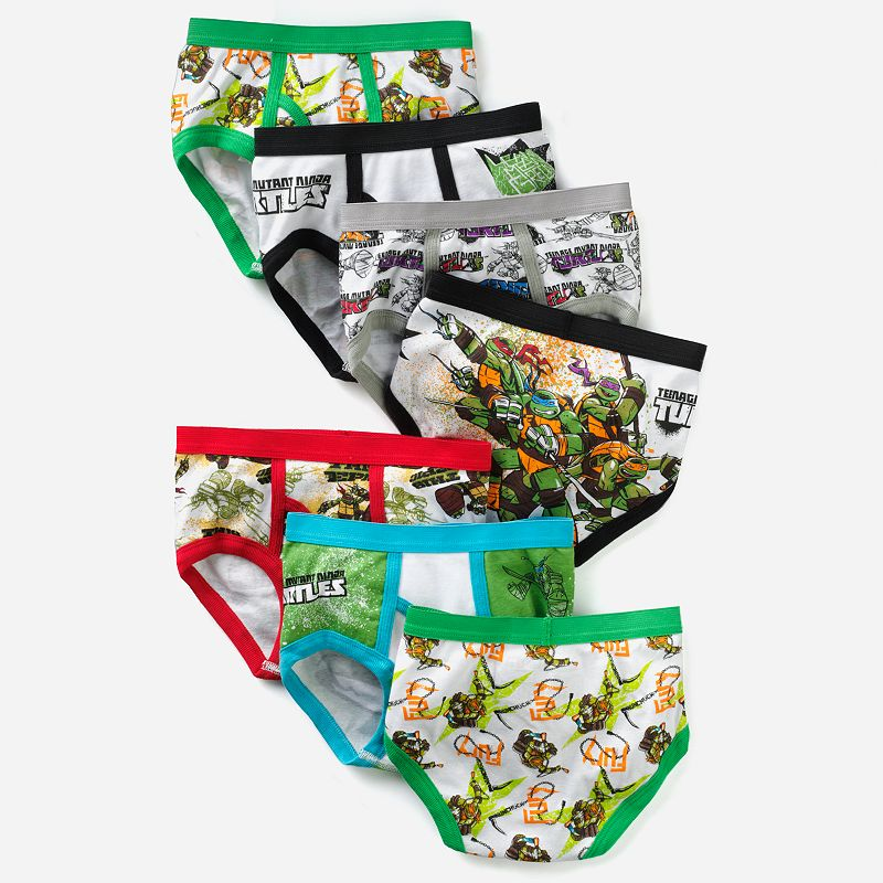 Teenage Mutant Ninja Turtles 7-pk. Briefs - Toddler