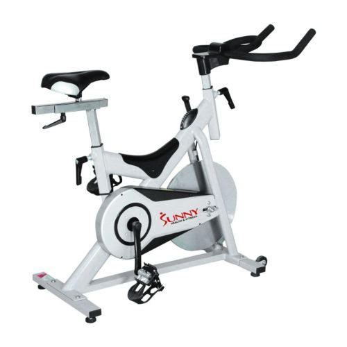 Sunny Health and Fitness Magnetic Indoor Cycling Bike