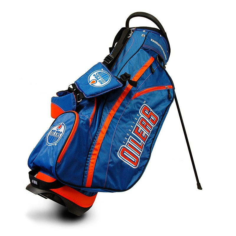 Team Golf Edmonton Oilers Fairway Stand Bag