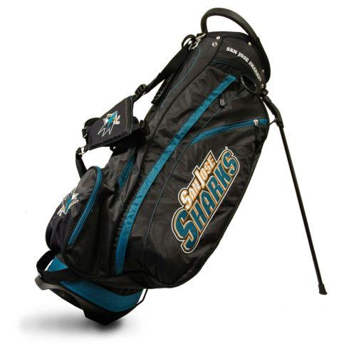 Team Golf San Jose Sharks Fairway Stand Bag